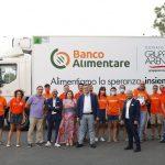 Il Gruppo Arena dona un camion refrigerato al Banco Alimentare della Sicilia